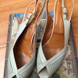 Shoes - Vintage Evan Picone  sling back shoes